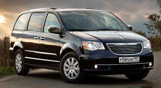 Chrysler Grand Voyager 5 (2007-2015) на IronHorse.ru ©