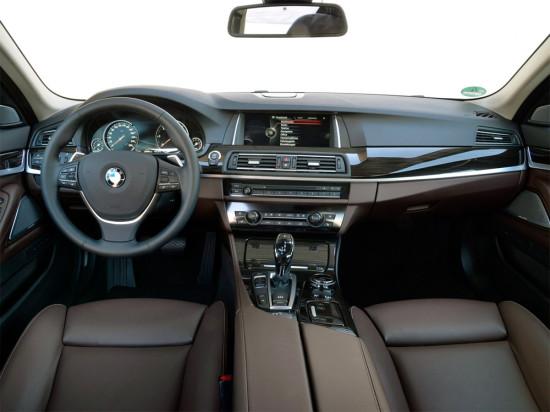 интерьер BMW F10/F11