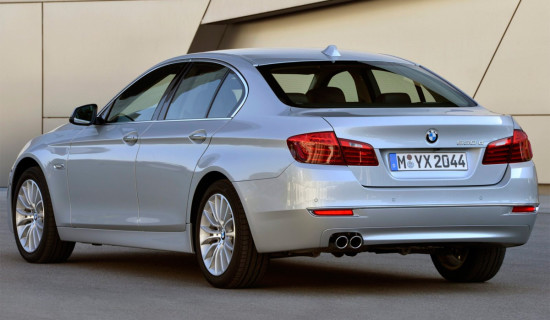 седан BMW 5-Series F10