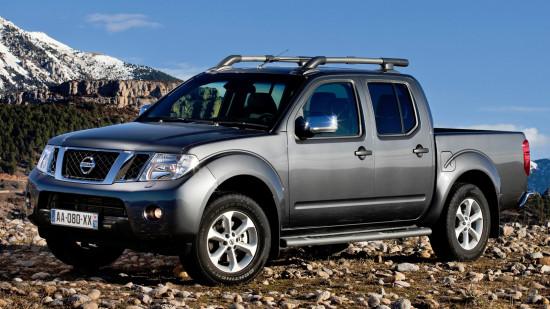 Nissan Navara D40 (2010-2015)