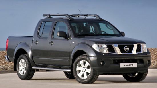 Nissan Navara D40 (2004-2010)