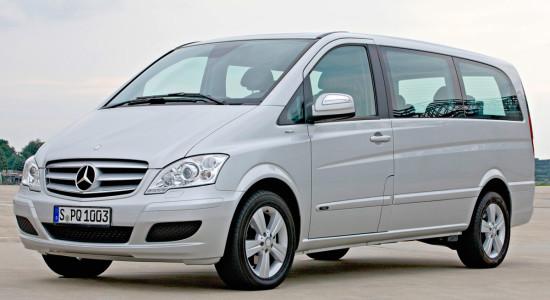 Mercedes-Benz Viano (W639) на IronHorse.ru ©
