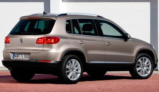 Volkswagen Tiguan 1-го поколения
