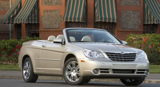 Chrysler Sebring на IronHorse.ru ©