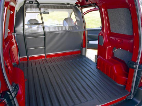 грузовое отделение фургона Citroen Berlingo 1