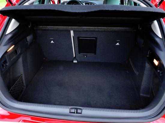 Багажник Citroen C4 2-го поколения