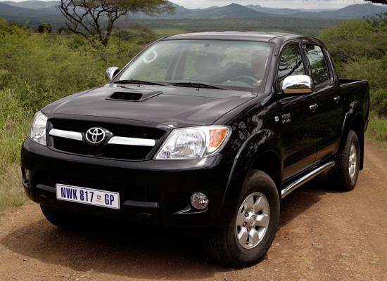 Toyota Hilux 7 (2005-2008)