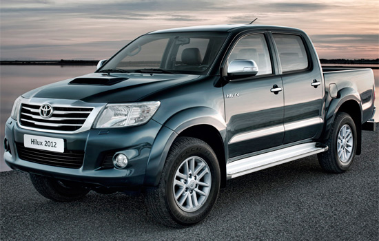 Toyota Hilux 7 (2012-2015)