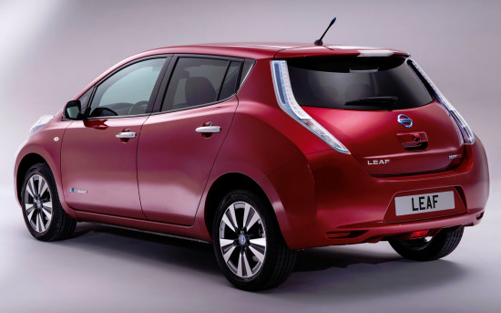 Nissan Leaf 1-го поколения