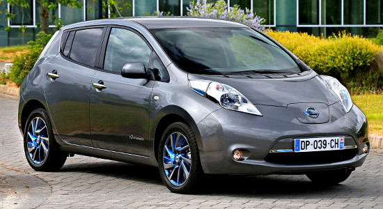 Nissan Leaf (2009-2017) на IronHorse.ru ©