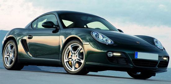 Porsche Cayman 1 (2005-2012)