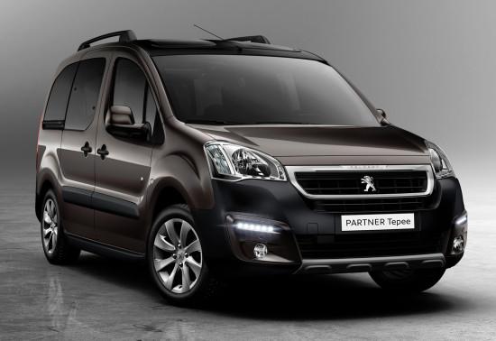 Peugeot Partner Tepee 2015-2018