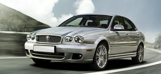 Jaguar X-Type на IronHorse.ru ©