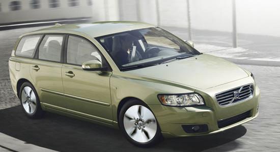 Volvo V50 на IronHorse.ru ©