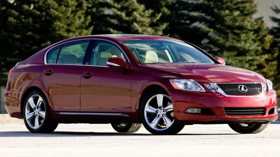 Lexus GS 2008-2012