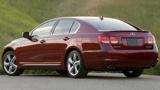 Лексус GS S190 2008-2012 года