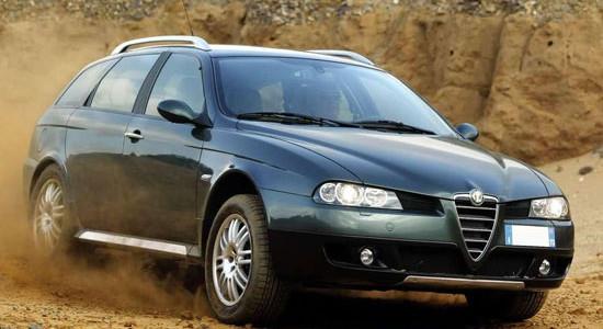 Alfa Romeo 156 на IronHorse.ru ©