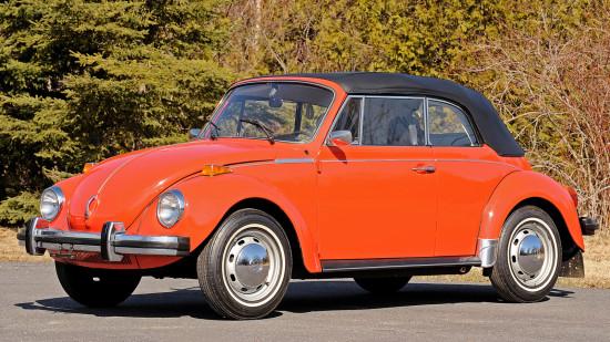 VW Typ 1 1972