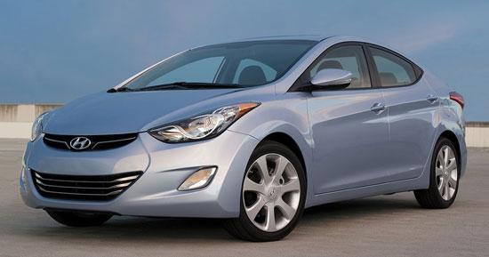 Hyundai Elantra MD  2010-2013