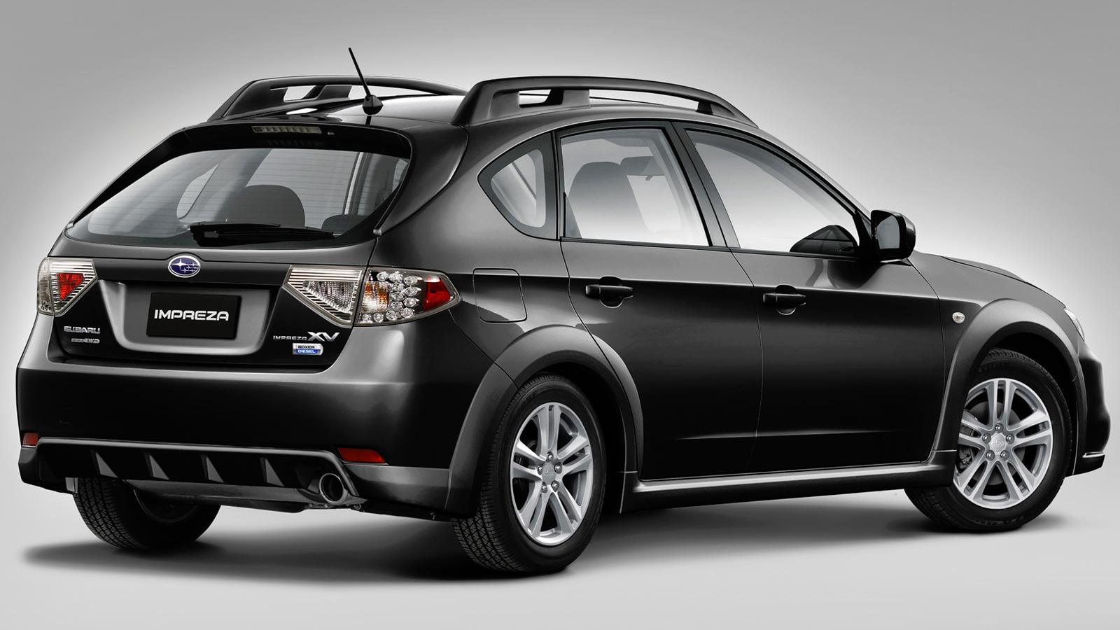 Subaru  все модели Субару 2017 характеристики цены
