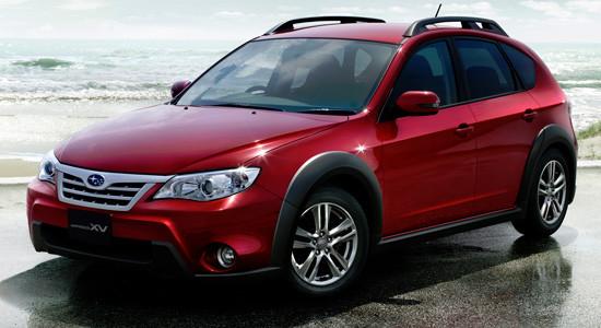 Subaru Impreza XV (2010-2011) на IronHorse.ru ©