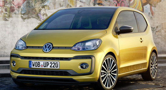Volkswagen up! (2017-2018) на IronHorse.ru ©