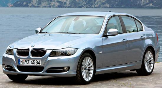 BMW 3-series E90 на IronHorse.ru ©
