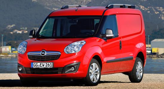 Opel Combo D (2011-2018) на IronHorse.ru ©