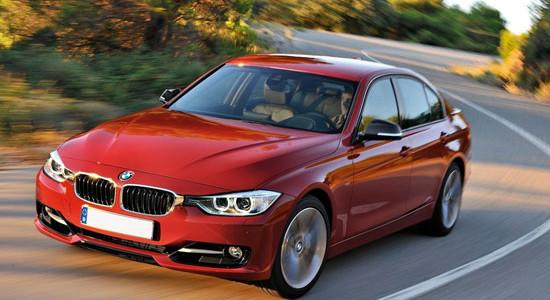 BMW 3-series (F30) на IronHorse.ru ©