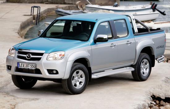 Мазда БТ-50 2008-2011