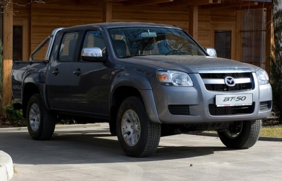 Мазда БТ-50 2006-2007