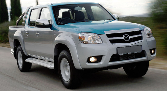 Mazda BT-50 (2006–2011) на IronHorse.ru ©