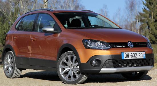 Volkswagen CrossPolo (2010-2016) на IronHorse.ru ©