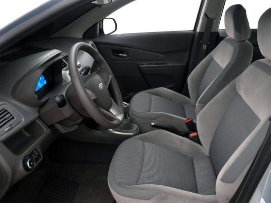 интерьер Chevrolet Cobalt 2
