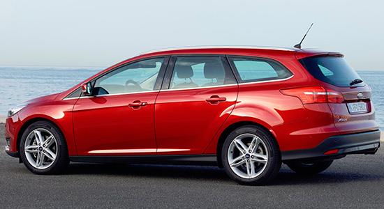 универсал Форд Фокус 3 2015