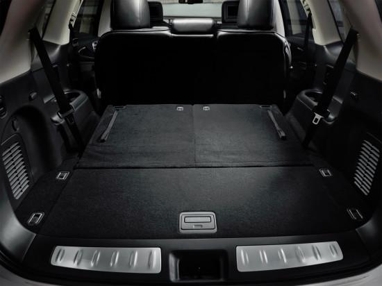 багажное отделение Infiniti JX35