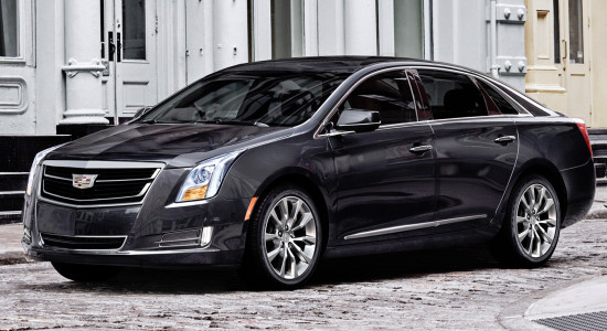 Cadillac XTS на IronHorse.ru ©