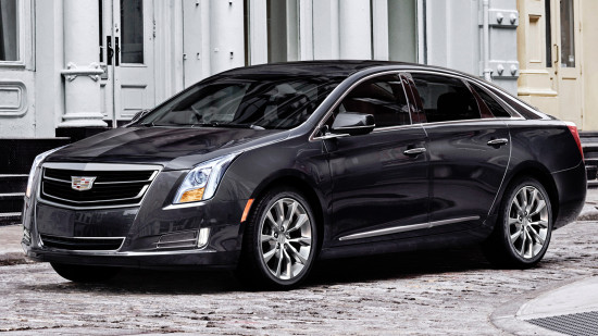 Cadillac XTS 2016-2017