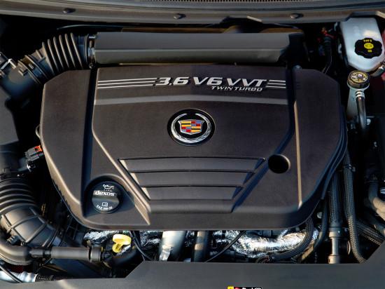би-турбированный 3.6-литровый V6