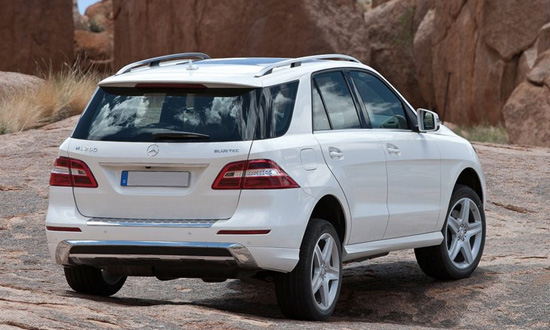 Mercedes benz ml w166 for Mercedes benz iron
