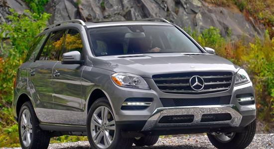 Mercedes-Benz ML (W166) на IronHorse.ru ©