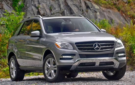 Mercedes Benz Ml W166 характеристики и цены фотографии