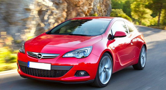 Opel Astra GTC на IronHorse.ru ©
