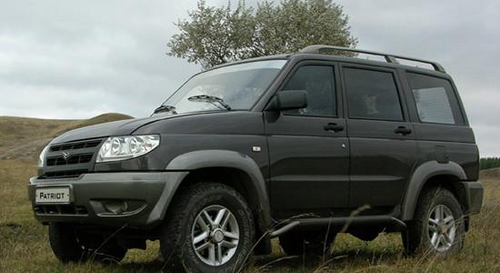 УАЗ Patriot Limited на IronHorse.ru ©