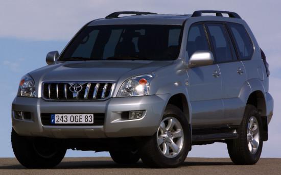 Тойота Лэнд Крузер Прадо 120 (2002-2009)