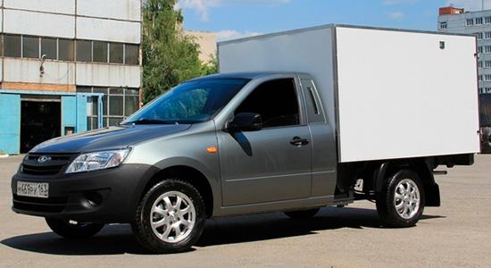 фургон Lada Granta (ВИС-23490)