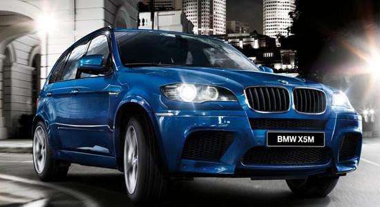 BMW X5M (E70) на IronHorse.ru ©