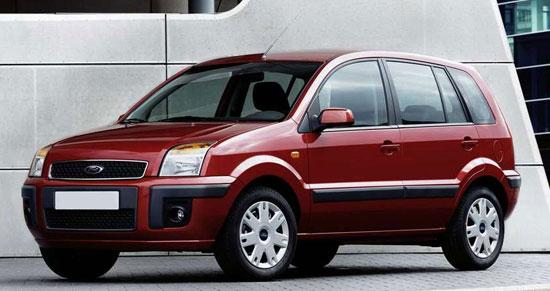 Ford Fusion (2002-2012) на IronHorse.ru ©