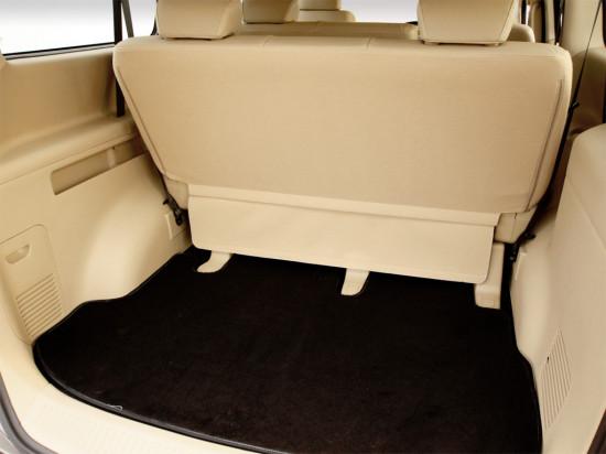 багажный отсек Hyundai H1