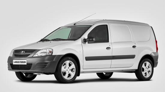 фургон Лада Ларгус 2012-2020